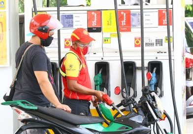 Cusi proposes suspension of excise tax on fuel products
